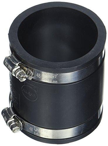 Preisvergleich Produktbild Aquaforte Flexible Muffe, Ø 75 mm/ 2 1/2 Zoll (Klemmbereich 63-57 mm)