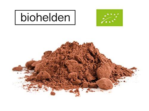 er 1kg stark entölt Reines Kakaopulver 1000g - Ohne Gentechnik Vegan Vegetarisch und Glutenfrei ()