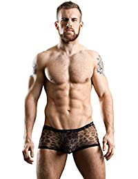 BOXER EVIA PANTHERE EN TULLE MICROPANT - BODYART - Animal - Homme