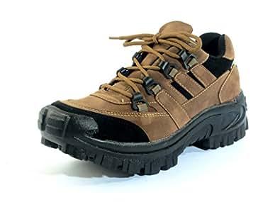 aadi Men's Brown Outdoor Boots_09