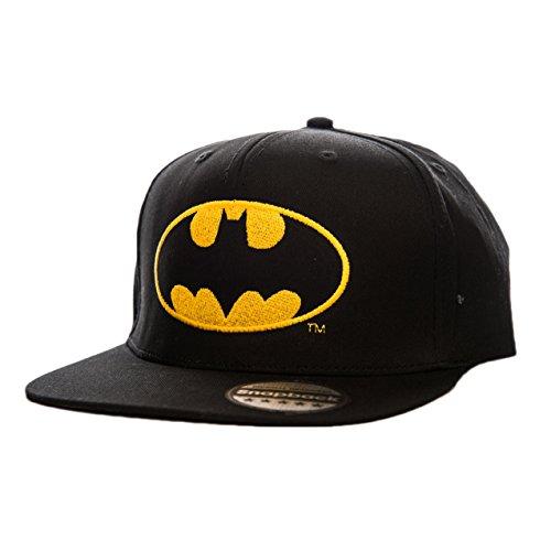 DC Comic Batman classique Logo Snapback Cap