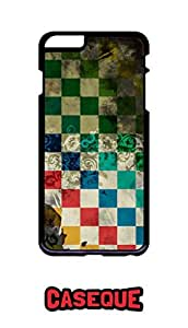 Caseque Cube Vector Art Back Shell Case Cover For Apple iPhone 6 Plus