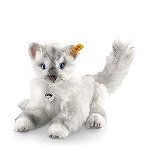 """Steiff 036255Chari """"Katze Masterpiece"""" Plüschtier."""