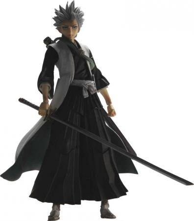 Bleach Square Enix Play Arts Kai Action Figure-Hitsugaya 1