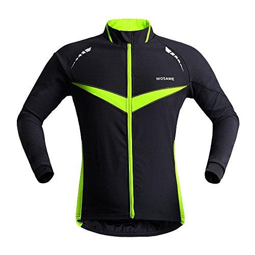 WOLFBIKE Fahrrad Jacke Jersey Weste Wind Coat Windbreaker Jacke Outdoor Sportswear Sleeve Jersey-jacke