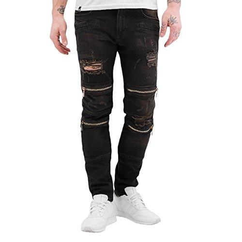 2Y Homme Jeans / Slim Braga II Noir