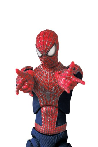 MAFEX The Amazing Spider-Man 2 Figura De Acción 4