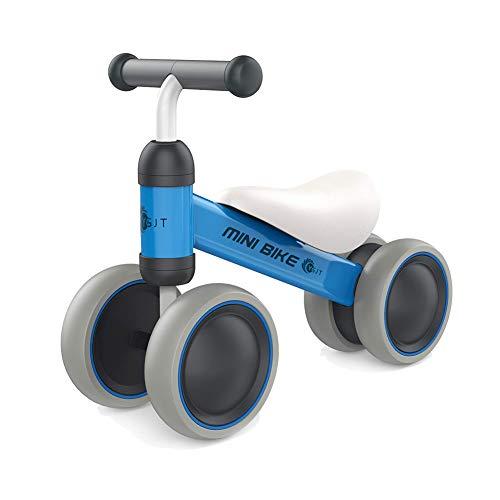 YGJT Bicicleta sin Pedales Bebé Juguetes Bebes 1 año 10 Meses a 24 Meses Triciclo Bicicleta de Equilibrio Correpasillos Bebes Regalo Elección