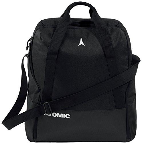 Atomic Skischuh- und Helm-Tasche Boot und Helmet Bag, 45 Liter, 43 x 41 x 25 cm, Polyester, schwarz/schwarz, AL5038320 -