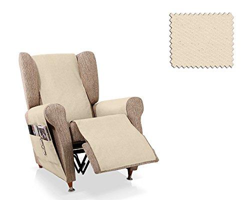 JM Textil Sessel-Schoner Relax Okay Größe 1 Sitzer (55cm), Farbe 00