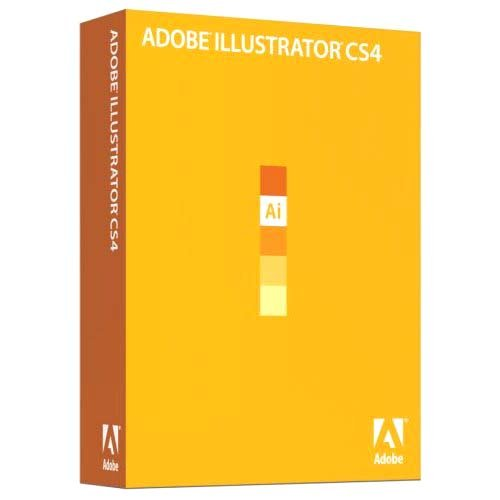 Adobe Illustrator CS4 englisch - Illustrator Cs4-software