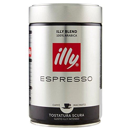 41gmpWpzyBL Caffè Macinato Illy