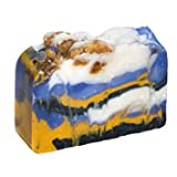 White Tea and Ginger Soap Bar (4 Oz) -Ha...