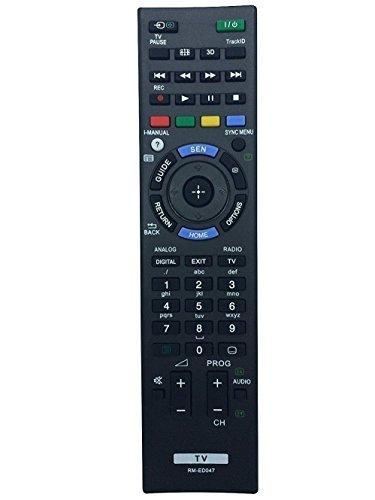 ALLIMITY RM ED047 Reemplazo Control Remoto Sony Bravia
