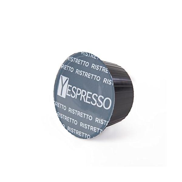 160 capsule compatibili Nescafè Dolce gusto RISTRETTO - 10 confezione da 16 capsule 2 spesavip
