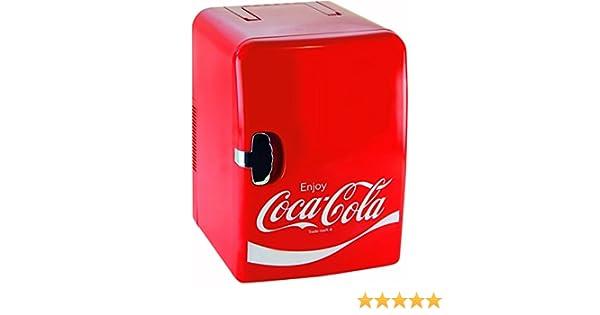 Kleiner Kühlschrank Coca Cola : Coca cola minifridge liter minicooler v v mini kühlschrank