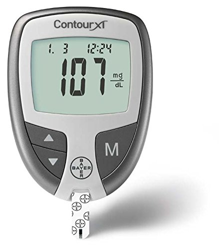 Blutzuckermessgerät Contour XT mg/dl preisvergleich