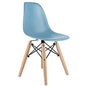 Chaise Enfant DSW - Bleu
