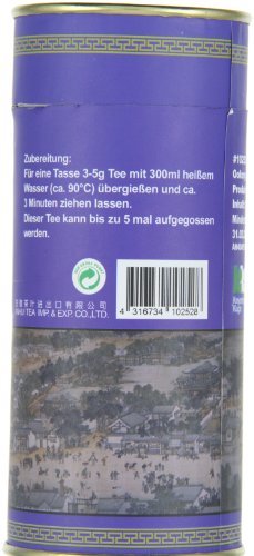 Greeting Pine Olong Tee, aus Anhui, 1er Pack (1 x 100 g Packung)