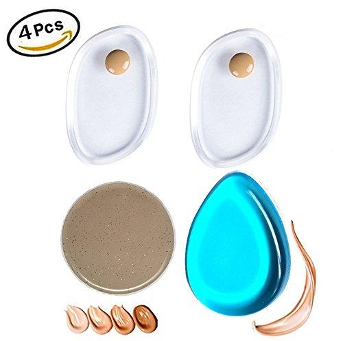 cuomix-4-pezzi-silicone-spugna-trucco-applicatore-blender-per-tutti-liquid-foundation-evidenziatore-