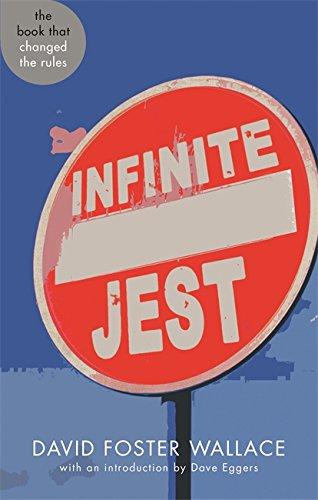 Book cover for Infinite Jest