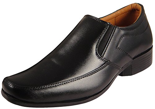 Action Synergy Men's Formal Shoes Black ME9914