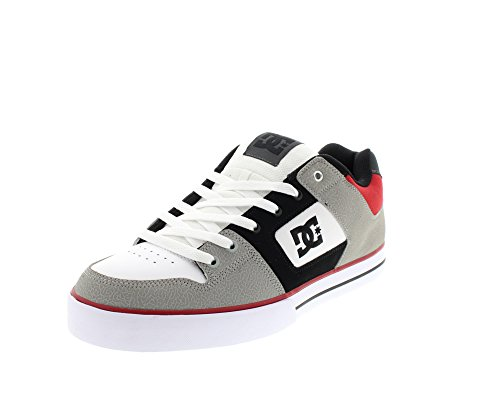 DC Shoes Pure Mens Shoe D0300660, Baskets mode homme Grau