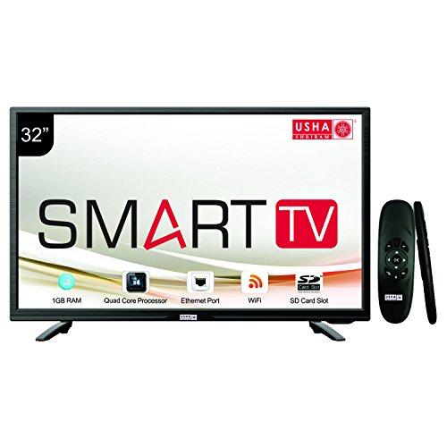 USHA SHRIRAM U32U4S 32 Inches HD Ready LED TV
