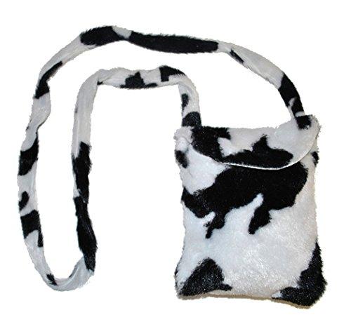 ,Karneval Klamotten' Kostüm Tasche Kuh Zubehör Tier (Kuh Kind Kostüme)