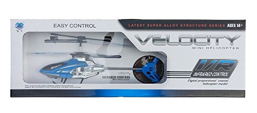 Sai Amrut V-Max HX-713 Radio Remote Controlled Helicopter With Unbreakable...