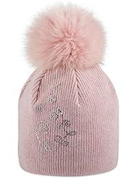 Amazon.it  donna - Rosa   Cappelli e cappellini   Accessori ... 617bf059d6ca