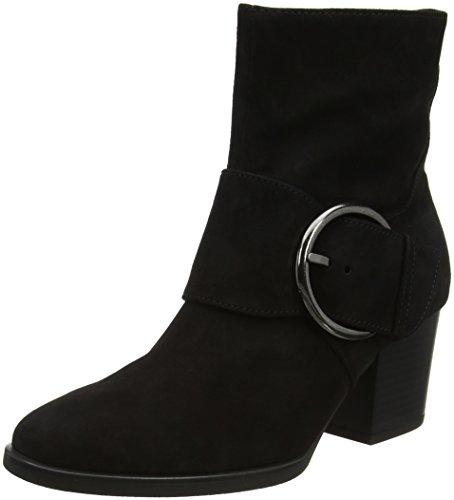 Gabor Comfort Fashion, Stivali Donna Nero (27 Schwarz Micro)