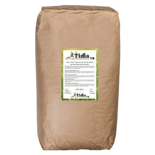 Tima Natur- Einstreu 60 Liter aus 100{a7f4873314fad1b1d41b499d80a745e4470339b325bad05ae5ecf0cac620d792} Strohpellets