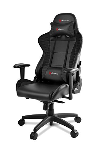Arozzi Verona Pro V2 Gaming Stuhl Carbon Schwarz