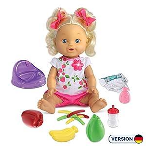 Vtech 80-179804 Little Love Lina con Topfchen Doll Pot, versión alemana