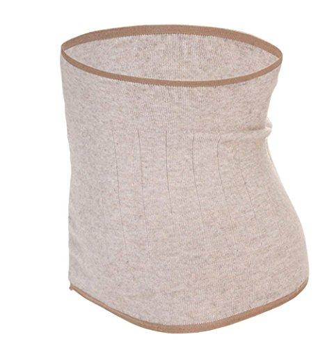 Cinturón protección lumbar tricoté médico caliente