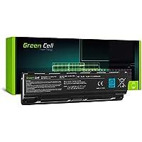 Green Cell® Standard Series PA5109U-1BRS Battery for Toshiba Satellite C50 C50D C50t C55 C55D C55t C70 C70D C75 C75D L70 P75 C50-A C50D-A C55D-A C55-A C55D-A Laptop (6 Cells 4400mAh 10.8V Black)