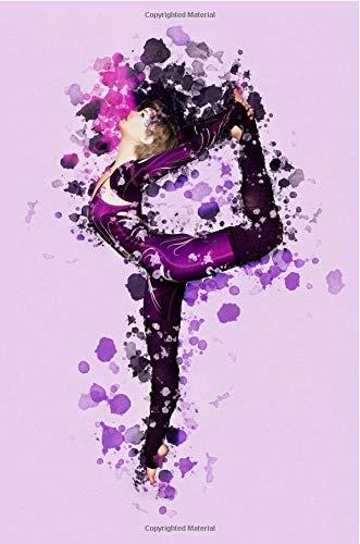 Ballet Dancer College Ruled Journal: 6