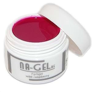 Na-Gel Farbgel Wild Raspberry 5ml für proffesionelles Nageldesign
