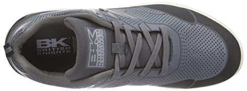 British Knights Demon Herren Sneakers Grau (DK Grey-Black 09)