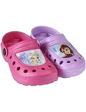 Disney Frozen Zueco de Playa Crocs