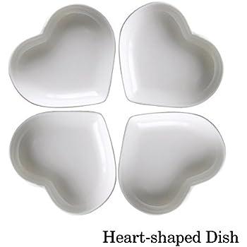 TALA Set of 3 Small Ramekins Sauce Dips White Ceramic Bowls