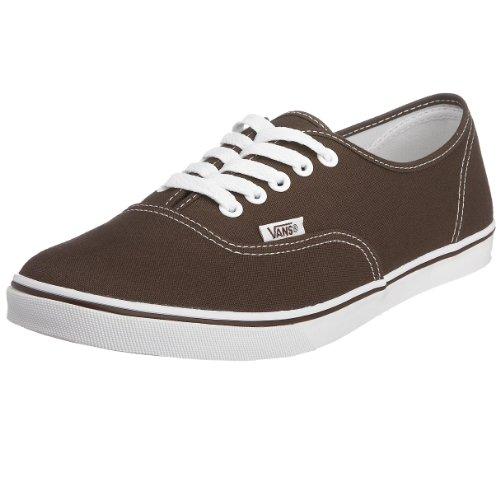 Vans Autêntica Sneaker True W espresso Damen U Braun rq1x4rAB
