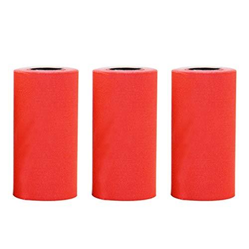 Teepao Thermopapierrollen 57mm X 30mm Additionsrollen - Thermodruckpapier Thermopapier Thermorollen...