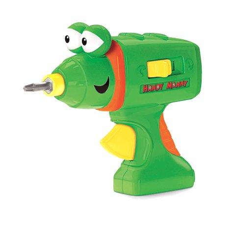 Fisher-Price T2838 - Spinner de juguete (el taladro de Manny Manitas)