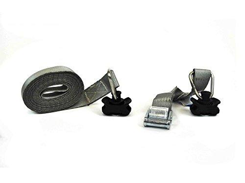 Preisvergleich Produktbild Sandax 10140001 Antirutschmatte 200 x 100 x 8 mm Set bestehend aus 4 Stück