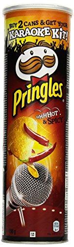 Pringles Hot und Spicy, 3er Pack (3 x 190 g)