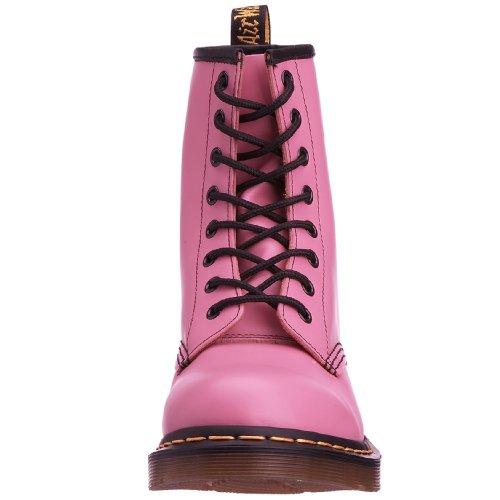 Dr Martens 1460 Stivali Da Donna Nero Rosa (rosa)