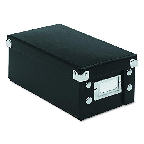 snap-n-store schwarz Karteikarte Datei Boxen 3 x 5 Inches schwarz