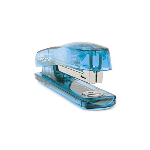 rapesco-klippa-stapler-and-staples-10-4-mm-x-1000-unidades-grapadora-transparente-con-grapas-colores
